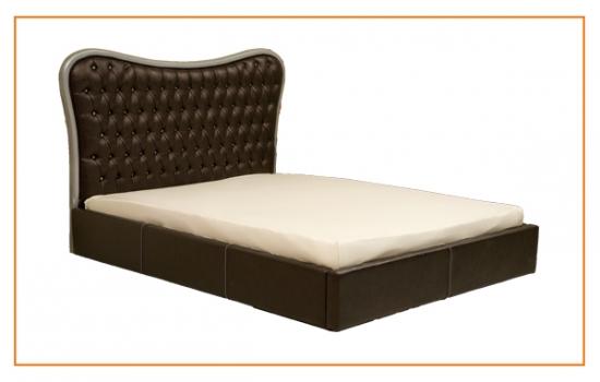 Δερμάτινα Κρεβάτια